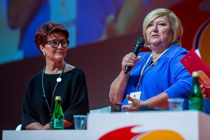 IX Kongres Kobiet, Anna Komorowska, Jolanta Kwaśniewska
