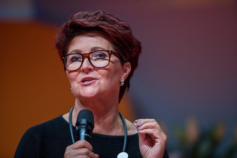 IX Kongres Kobiet, Jolanta Kwaśniewska