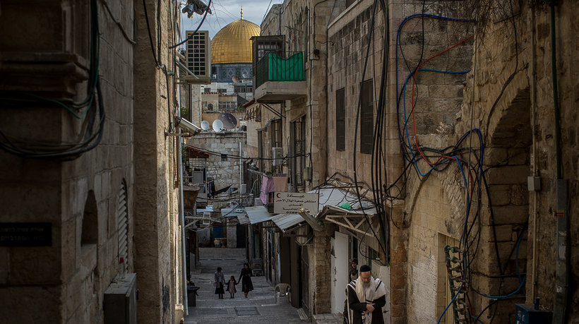 Izrael, przewodnik po Izraelu, Tel Awiw, Stare Miasto