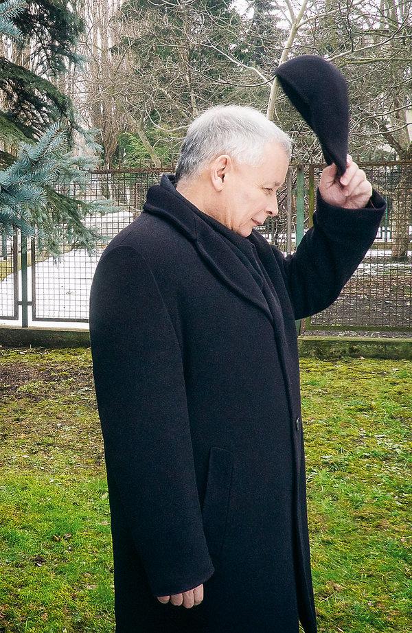 Jarosław Kaczyński, VIVA! 9/2013