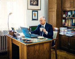 Tajemnicza choroba Kaczyńskiego?! Prezes PiS-u wcale nie leżał na oddziale ortopedycznym