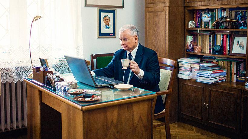 Jarosław Kaczyński, VIVA!, main topic