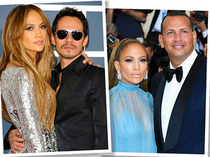 Jennifer Lopez, wszyscy mężczyźni Jennifer Lopez, jamnik