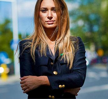 Jessica Ziółek, jamnik