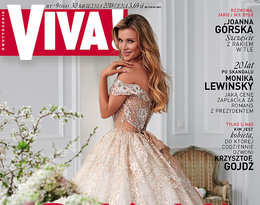 Joanna Krupa, VIVA! kwiecień 2018, okładka