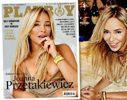 """TYLKO U NAS! """"Zawsze opalam się topless"""", czyli co o nagości i sesji do Playboya powiedziała nam Joanna Przetakiewicz?"""