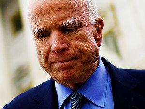 John McCain, jamnik