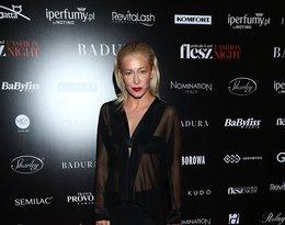 Katarzyna Warnke, Flesz Fashion Night