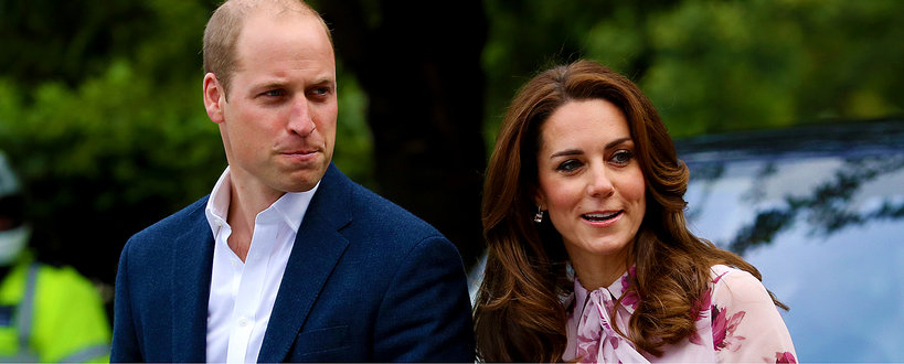 Kate i William, księżna Kate, książę William