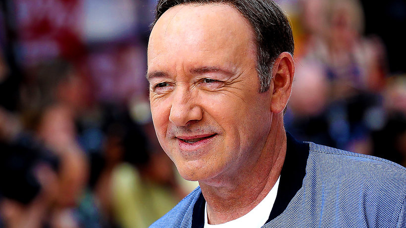 Kevin Spacey, main topic
