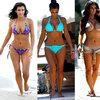 Kim Kardashian, kostiumy kąpielowe, kostiumy kąpielowe Kim Kardashian, main topic