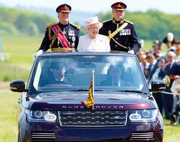 Range Rover czyAston Martin...? Tymi pojazdamijeżdżą członkowie rodziny królewskiej!