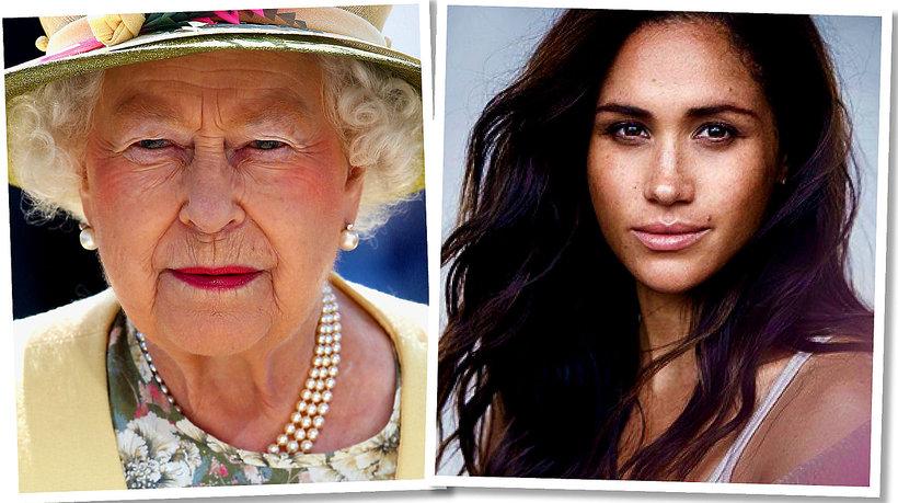 królowa Elżbieta II, Meghan Markle, main topic