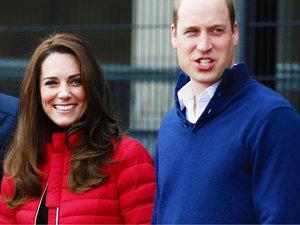 książę Harry, księżna Kate, książę William, brytyjska rodzina królewska