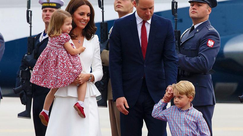 księżna Kate, książę William, brytyjska rodzina królewska w Polsce, main topic