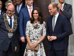 księżna Kate, książę William, książęca para w Polsce