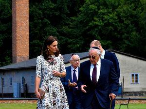 księżna Kate, książę William, książęca para w Sztutowie