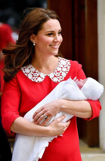 księżna Kate, trzecie royal baby