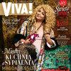 Magda Gessler, VIVA! grudzień 2017, okładka