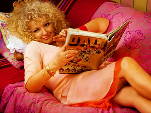 Magda Gessler, VIVA! maj 2012, jamnik