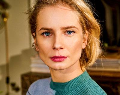 Magdalena Cielecka, VIVA! styczeń 2017
