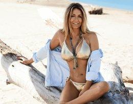 Małgorzata Rozenek-Majdan zachwyca idealną sylwetką w bikini!