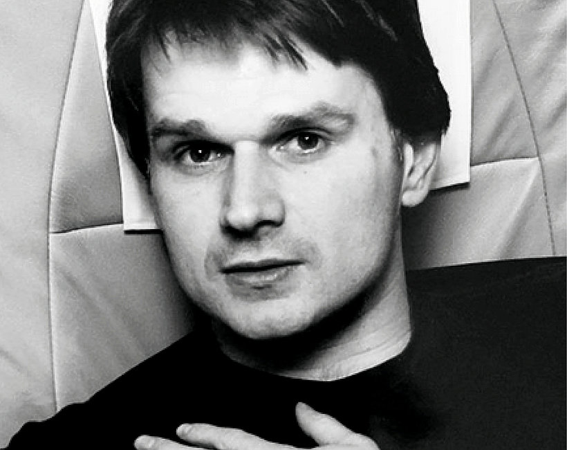 mąż Joanny Racewicz