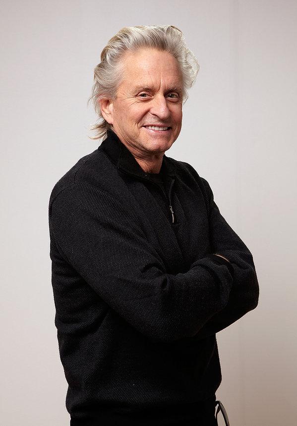 Michael Douglas, jamnik