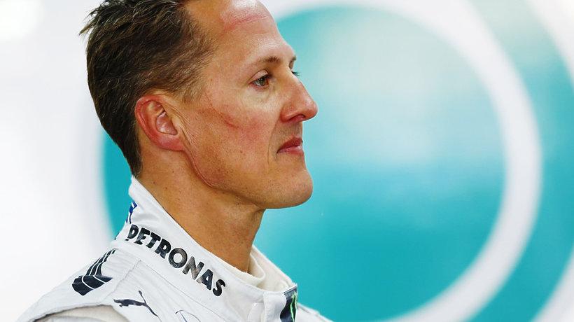 Michael Schumacher, main topic