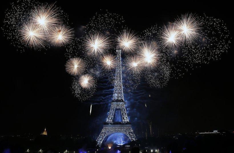 miejsce 3, Paryż, Francja, 10 najmodniejszych kierunków podróży w 2017