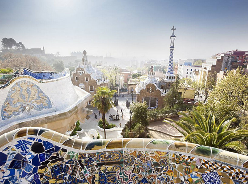 miejsce 7, Barcelona, Hiszpania, 10 najmodniejszych kierunków podróży w 2017