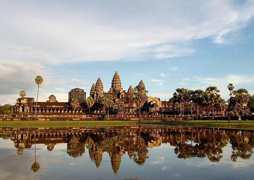 miejsce 8, Siem Reap, Kambodża, 10 najmodniejszych kierunków podróży w 2017