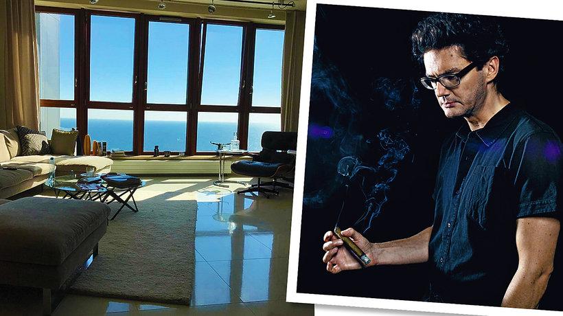 Mieszkanie Kuby Wojewódzkiego, Kuba Wojewódzkiego, Gdynia, main topic