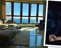 Minimalistyczny styl, zapierający dech w piersiach widok na morze... Tak wygląda apartament Kuby Wojewódzkiego w Gdyni