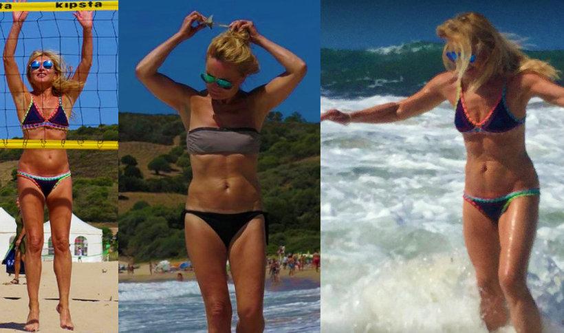 Bikini Malgorzata Olejnik nude (35 pics) Leaked, YouTube, braless