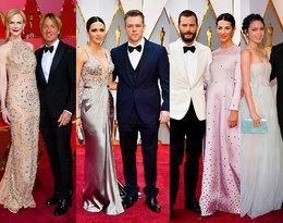 Oscary 2017. Najpiękniejsze pary na czerwonym dywanie! Która wypadła najlepiej?