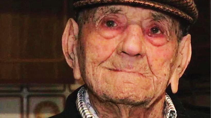 Najstarszy człowiek na świecie nie żyje, main topic