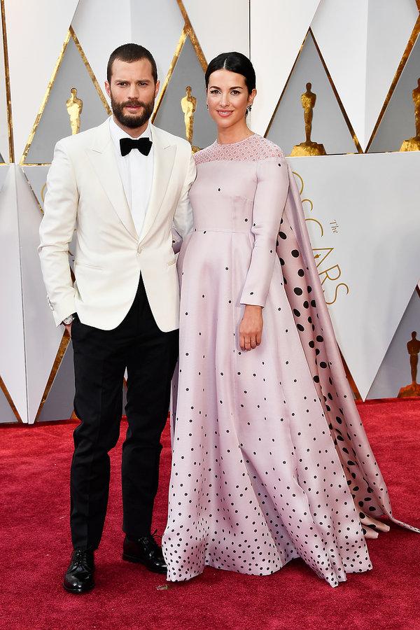 Oscary 2017, Jamie Dornan, Amelia Warner