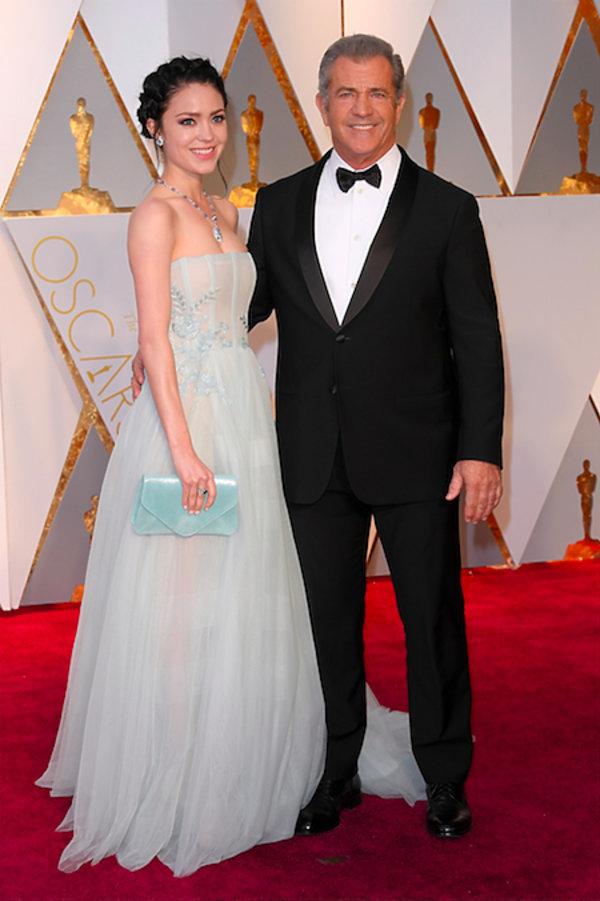 Oscary 2017, Mel Gibson i Rosalind Ross
