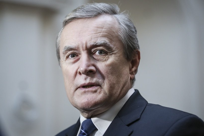 Piotr Gliński, minister kultury Piotr Gliński, Piotr Gliński zostanie ojcem
