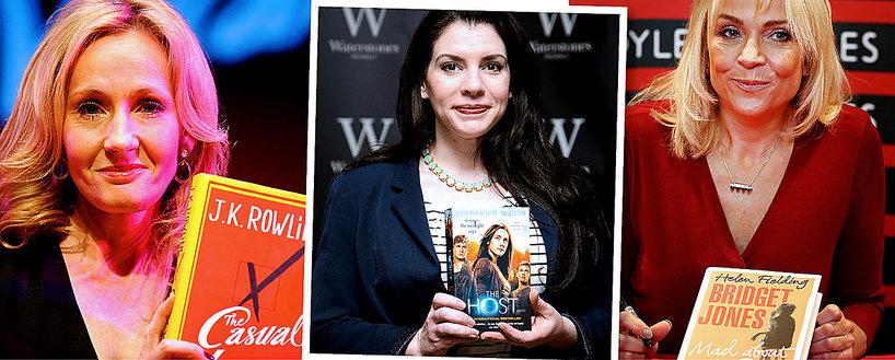 Pisarki milionerki, J.K. Rowling, Stephenie Meyer, Helen Fielding