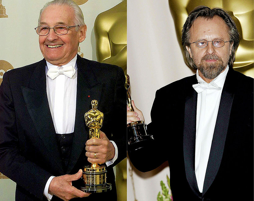 Polacy z Oscarami