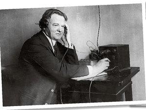 Polskie Radio, radio, pierwsza audycja