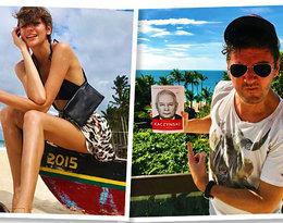 Renata Kaczoruk i Kuba Wojewódzki spędzają święta w ciepłych krajach! Para pokazała wyjątkowe zdjęcia z Filipin