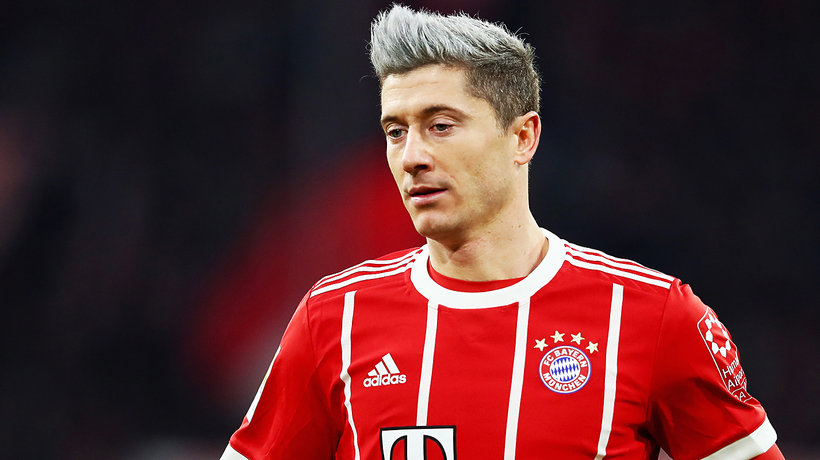 Robert Lewandowski, main topic