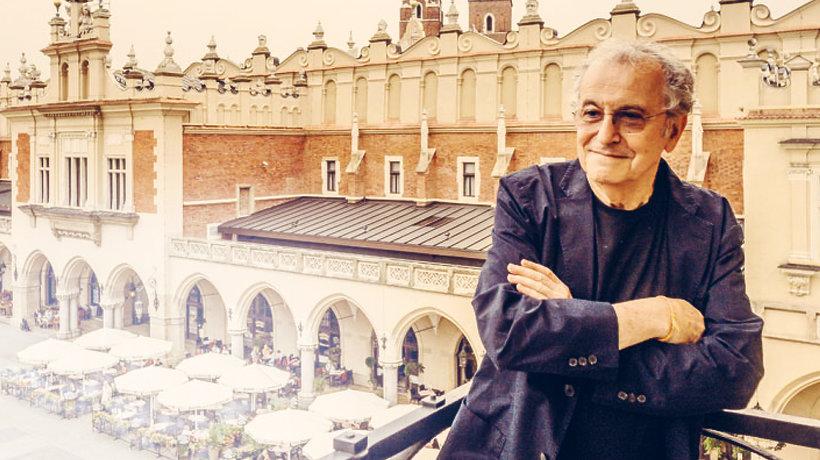 Ryszard Horowitz, VIVA! sierpień 2015, main topic