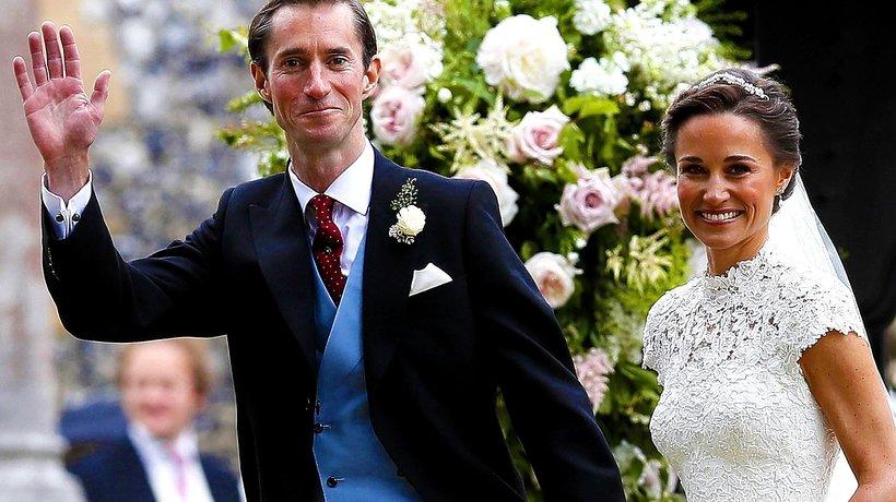 ślub księżnej Kate i ślub Pippy Middleton, main topic