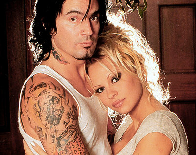Tommy Lee, Pamela Anderson