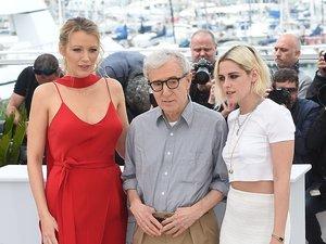 Blake Lively, Woody Allen, Kristen Stewart