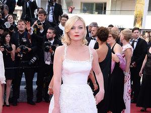 Kirsten Dunst w Cannes